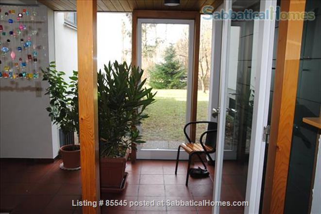 SUNNY APARTMENT  WITH GARDEN AND GARAGE IN INNSBRUCK/TYROL Home Rental in Innsbruck 2
