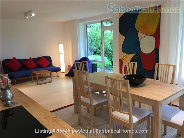 SUNNY APARTMENT  WITH GARDEN AND GARAGE IN INNSBRUCK/TYROL Home Rental in Innsbruck 4
