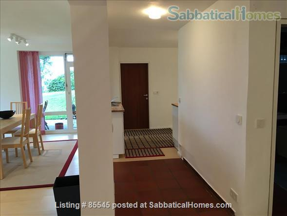 SUNNY APARTMENT  WITH GARDEN AND GARAGE IN INNSBRUCK/TYROL Home Rental in Innsbruck 5