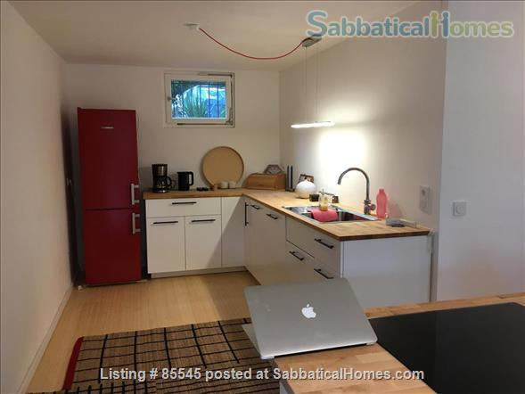 SUNNY APARTMENT  WITH GARDEN AND GARAGE IN INNSBRUCK/TYROL Home Rental in Innsbruck 6