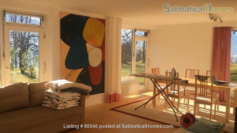 SUNNY APARTMENT  WITH GARDEN AND GARAGE IN INNSBRUCK/TYROL Home Rental in Innsbruck, Tirol, Austria 7