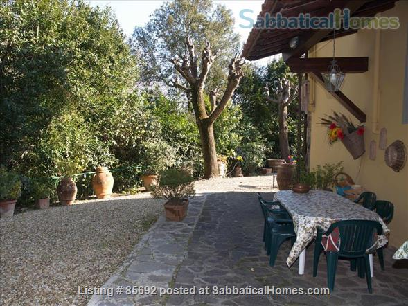 Country house, 15 minutes from downtown Florence Home Rental in Florence, Tuscany, Italy 0