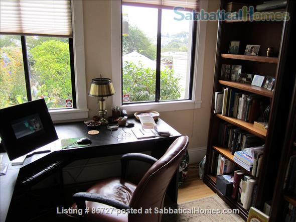 light bright craftsman bungalow Home Rental in Oakland, California, United States 2