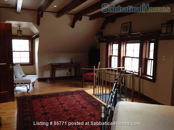 Entire beautiful floor in a Victorian Mansion (Newton Corner) all inclusive Home Rental in Newton, Massachusetts, United States 2