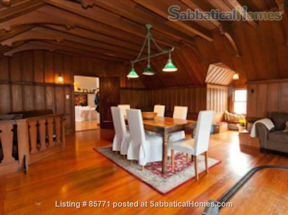 Entire beautiful floor in a Victorian Mansion (Newton Corner) all inclusive Home Rental in Newton, Massachusetts, United States 3