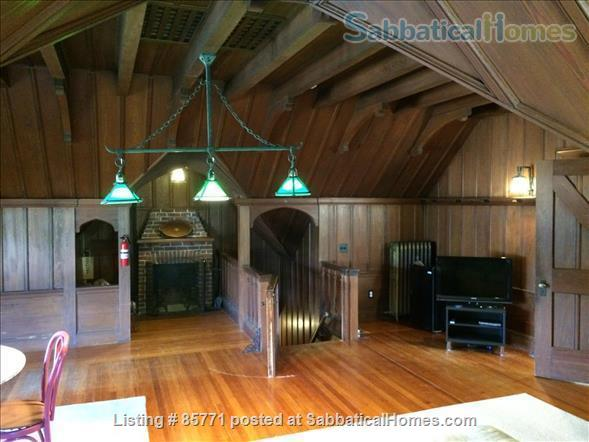 Entire beautiful floor in a Victorian Mansion (Newton Corner) all inclusive Home Rental in Newton, Massachusetts, United States 4