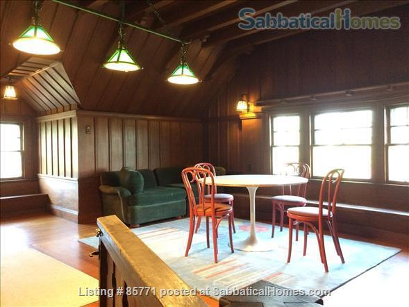 Entire beautiful floor in a Victorian Mansion (Newton Corner) all inclusive Home Rental in Newton, Massachusetts, United States 6