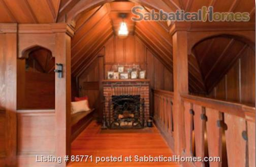 Entire beautiful floor in a Victorian Mansion (Newton Corner) all inclusive Home Rental in Newton, Massachusetts, United States 8