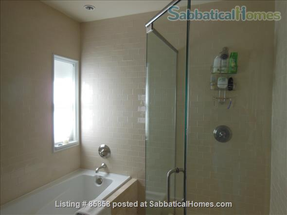 DUPONT Circle-Large  Luxury Furnished 1BR  1+½ BATH Home Rental in Washington, District of Columbia, United States 9