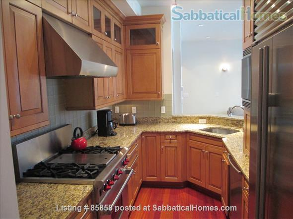 DUPONT Circle-Large  Luxury Furnished 1BR  1+½ BATH Home Rental in Washington, District of Columbia, United States 1