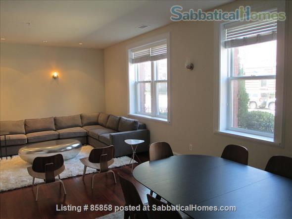 DUPONT Circle-Large  Luxury Furnished 1BR  1+½ BATH Home Rental in Washington, District of Columbia, United States 0