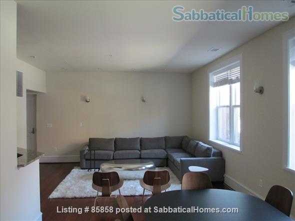 DUPONT Circle-Large  Luxury Furnished 1BR  1+½ BATH Home Rental in Washington, District of Columbia, United States 3