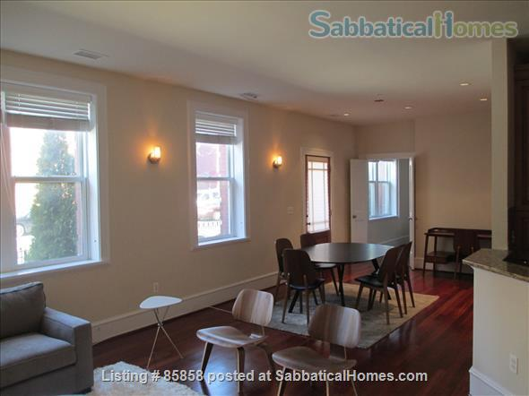 DUPONT Circle-Large  Luxury Furnished 1BR  1+½ BATH Home Rental in Washington, District of Columbia, United States 5