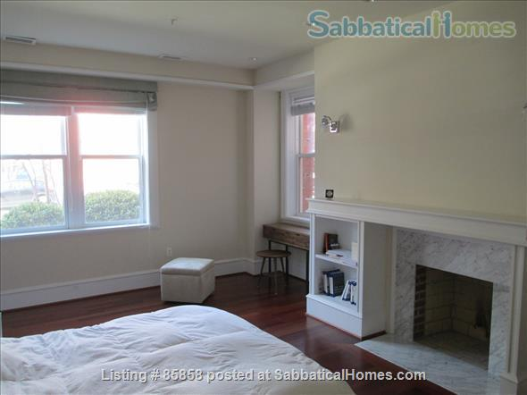 DUPONT Circle-Large  Luxury Furnished 1BR  1+½ BATH Home Rental in Washington, District of Columbia, United States 2