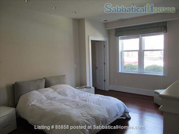 DUPONT Circle-Large  Luxury Furnished 1BR  1+½ BATH Home Rental in Washington, District of Columbia, United States 7