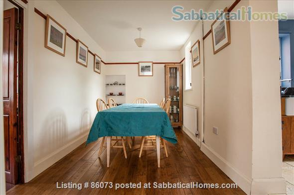 Very well situated, bespoke Oxford family home Home Rental in Oxford 2 - thumbnail
