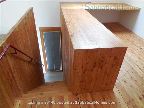 Large modern studio, country side near Lausanne UNIL - EPFL, quiet and well equiped Home Rental in Berolle, VD, Switzerland 9