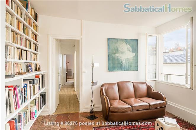 Appartment with a view in the very center of Paris  Home Rental in Paris, IDF, France 5