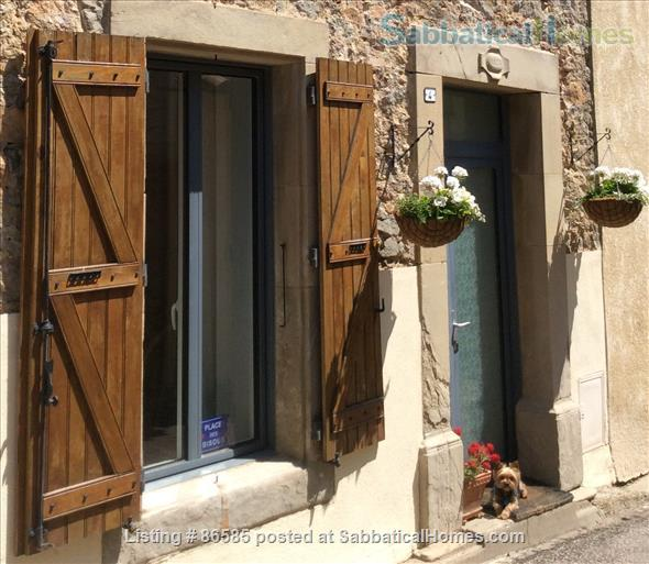 Large sunny home in Southern France Home Exchange in Azille, Languedoc-Roussillon, France 1