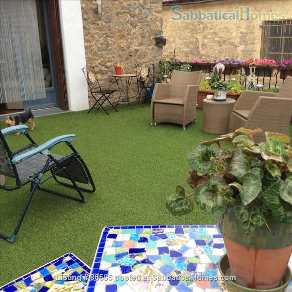 Large sunny home in Southern France Home Exchange in Azille, Languedoc-Roussillon, France 0