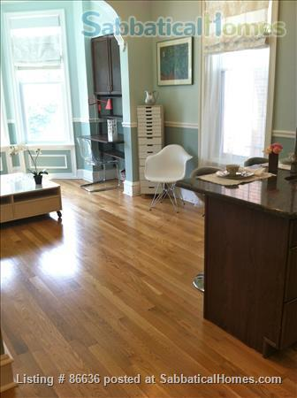 LUXURY  FURNISHED STUDIO IN THE BEST LOCATION--NEWLY RENOVATED!! Home Rental in Philadelphia, Pennsylvania, United States 1