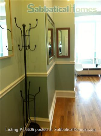 LUXURY  FURNISHED STUDIO IN THE BEST LOCATION--NEWLY RENOVATED!! Home Rental in Philadelphia, Pennsylvania, United States 2