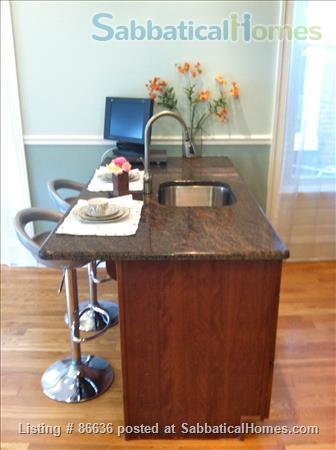 LUXURY  FURNISHED STUDIO IN THE BEST LOCATION--NEWLY RENOVATED!! Home Rental in Philadelphia, Pennsylvania, United States 7