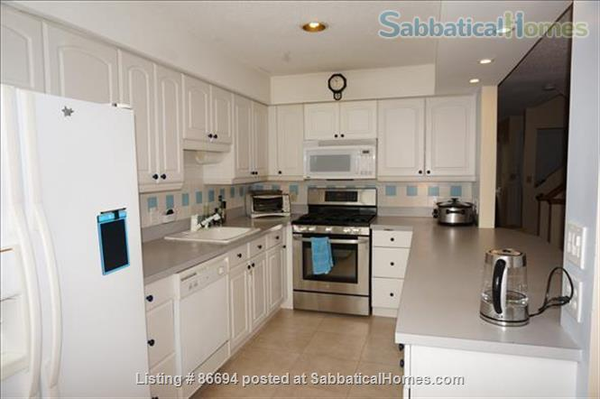 Cambridge 3bd 2.5ba furnished house; indoor swimming pool! Large garage Home Rental in Cambridge, Massachusetts, United States 2