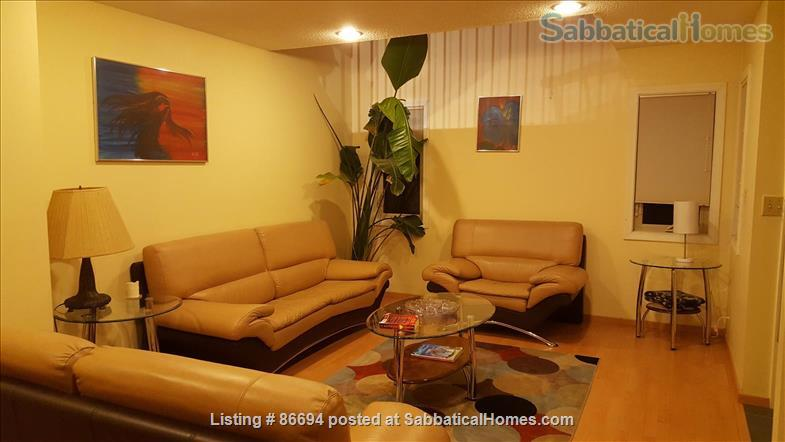 Cambridge 3bd 2.5ba furnished house; indoor swimming pool! Large garage Home Rental in Cambridge, Massachusetts, United States 5