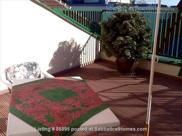 Duplex Apartment with large Rooftop Terrace Home Rental in Vienna, Vienna, Austria 9