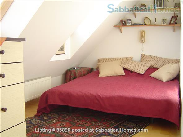 Duplex Apartment with large Rooftop Terrace Home Rental in Vienna, Vienna, Austria 6