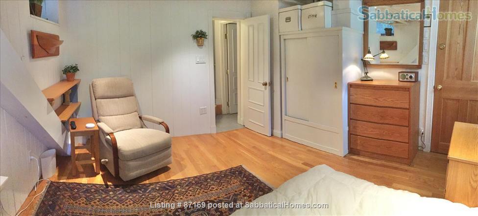 WALK TO HARVARD - 1-Bedroom Studio, garden level. Laundry, heat, all utils. Home Rental in Cambridge 3