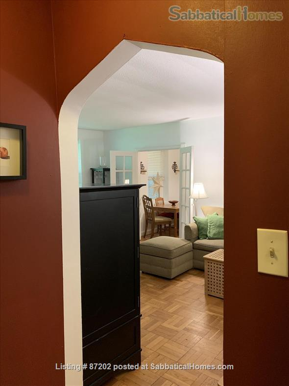 Furnished 1BR in Historic Washington Building- Price Reduced! Home Rental in Washington, District of Columbia, United States 0