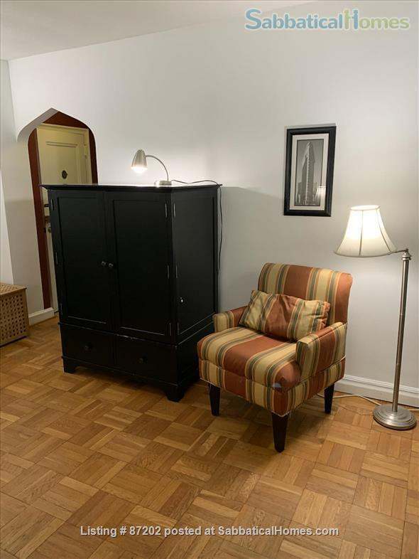 Furnished 1BR in Historic Washington Building- Price Reduced! Home Rental in Washington, District of Columbia, United States 2