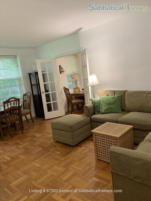 Furnished 1BR in Historic Washington Building- Price Reduced! Home Rental in Washington, District of Columbia, United States 3
