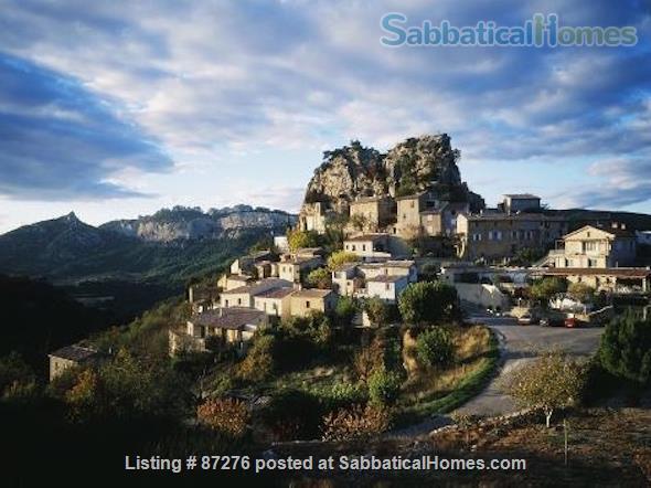 Rustic, artsy, close to nature. Home Rental in La Roque-Alric, Provence-Alpes-Côte d'Azur, France 1