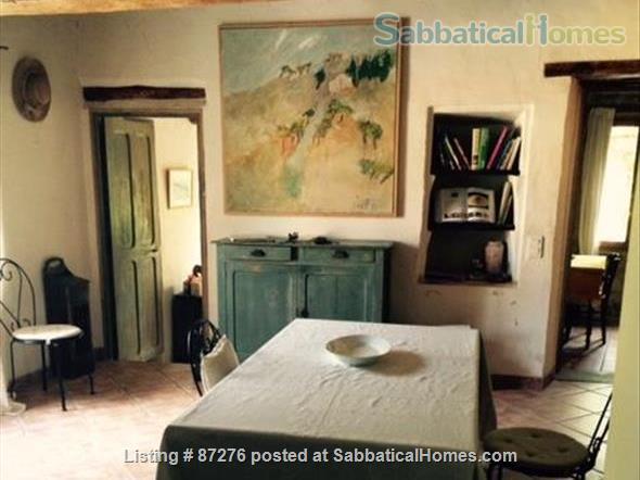 Rustic, artsy, close to nature. Home Rental in La Roque-Alric, Provence-Alpes-Côte d'Azur, France 0