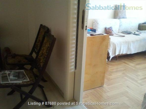 cosy and bright flat centrally placed in Athens Greece Home Rental in Athens, Attica, Greece 0