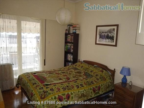 cosy and bright flat centrally placed in Athens Greece Home Rental in Athens, Attica, Greece 6