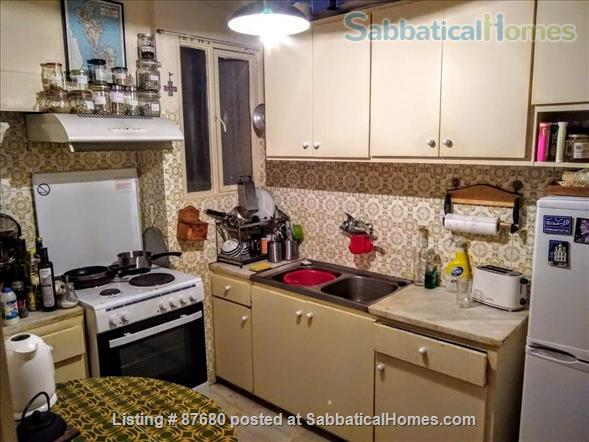 cosy and bright flat centrally placed in Athens Greece Home Rental in Athens, Attica, Greece 7