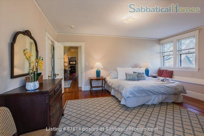 Cambridge: Beautiful 2 Bedroom+Office private apartment steps to Harvard , separate entrance, furnished  Home Rental in Cambridge, Massachusetts, United States 5