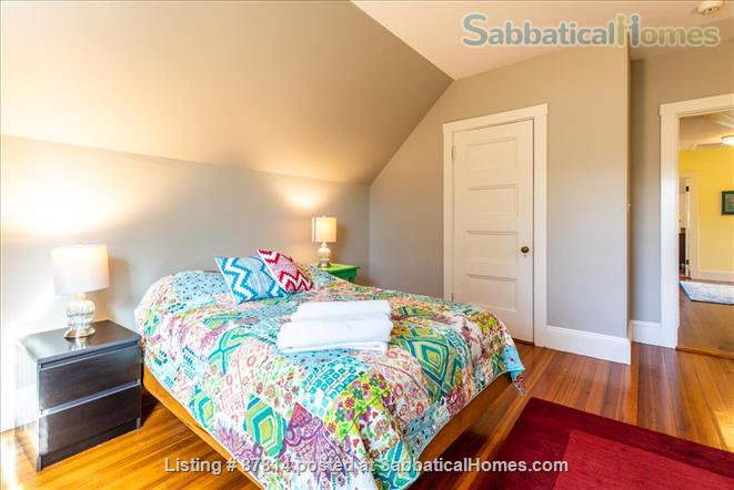 Cambridge: Beautiful 2 Bedroom+Office private apartment steps to Harvard , separate entrance, furnished  Home Rental in Cambridge, Massachusetts, United States 6