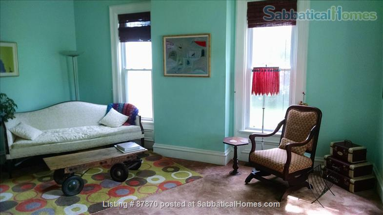 Large Victorian home on five acres, just a short drive to colleges Home Rental in Tompkins County, New York, United States 9
