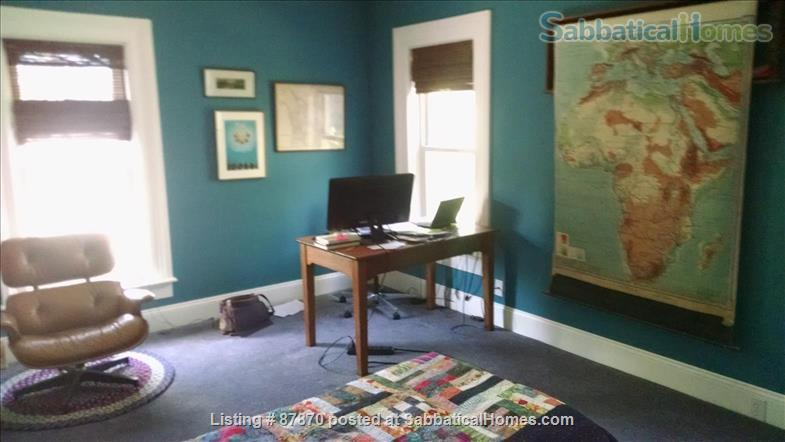 Large Victorian home on five acres, just a short drive to colleges Home Rental in Tompkins County, New York, United States 8