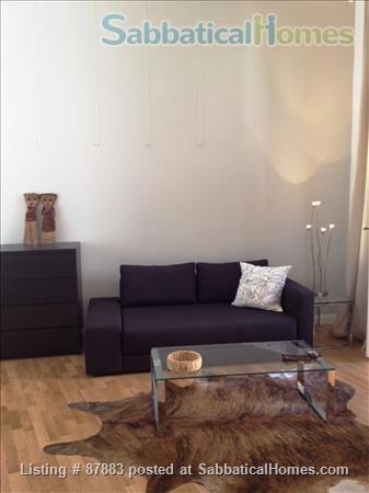 1 bdrm Fabulous Sabbatical Apartment in Berlin Lietzensee (Charlottenburg) 1050 euros/month Home Rental in Berlin, Berlin, Germany 1