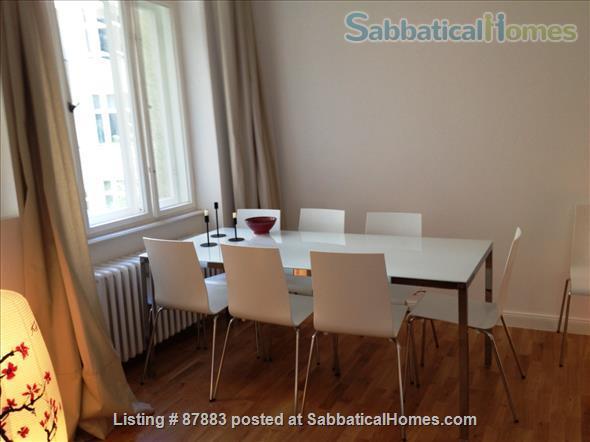 1 bdrm Fabulous Sabbatical Apartment in Berlin Lietzensee (Charlottenburg) 1050 euros/month Home Rental in Berlin, Berlin, Germany 0