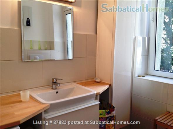 1 bdrm Fabulous Sabbatical Apartment in Berlin Lietzensee (Charlottenburg) 1050 euros/month Home Rental in Berlin, Berlin, Germany 3