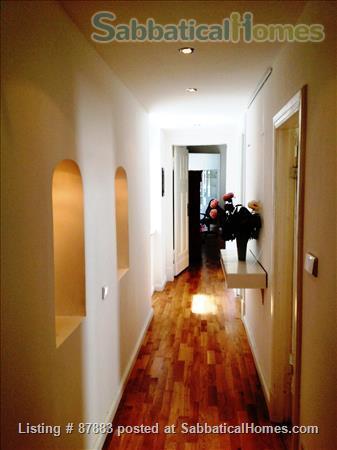 1 bdrm Fabulous Sabbatical Apartment in Berlin Lietzensee (Charlottenburg) 1050 euros/month Home Rental in Berlin, Berlin, Germany 5