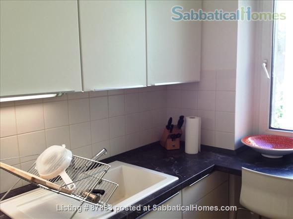 1 bdrm Fabulous Sabbatical Apartment in Berlin Lietzensee (Charlottenburg) 1050 euros/month Home Rental in Berlin, Berlin, Germany 6