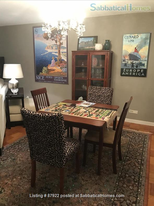 Waterfront DC, spacious, fully furnished, one bedroom condo. Home Rental in Washington, District of Columbia, United States 1